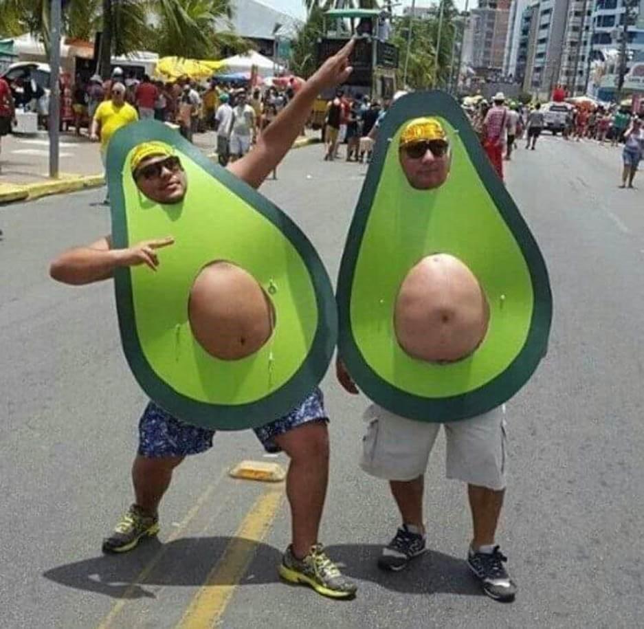 Zelf carnavals kostuum maken