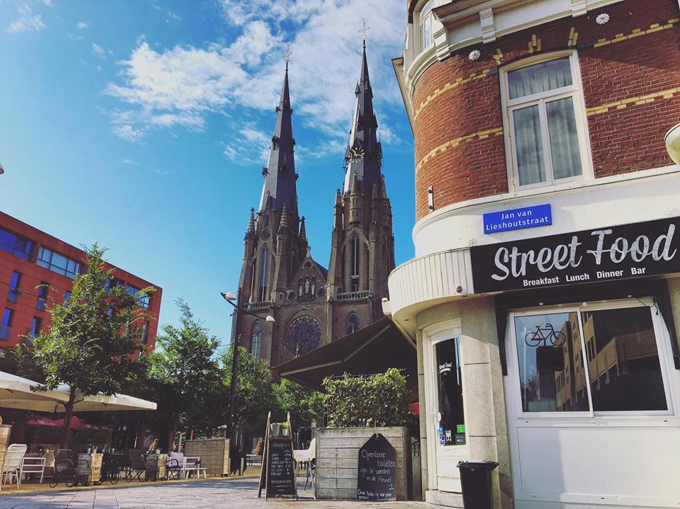 Lunchen in Eindhoven
