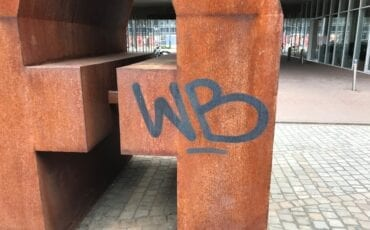 letters wb