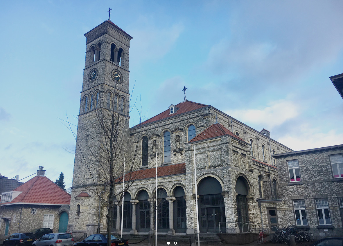 Steentjeskerk Huis van Sinterklaas