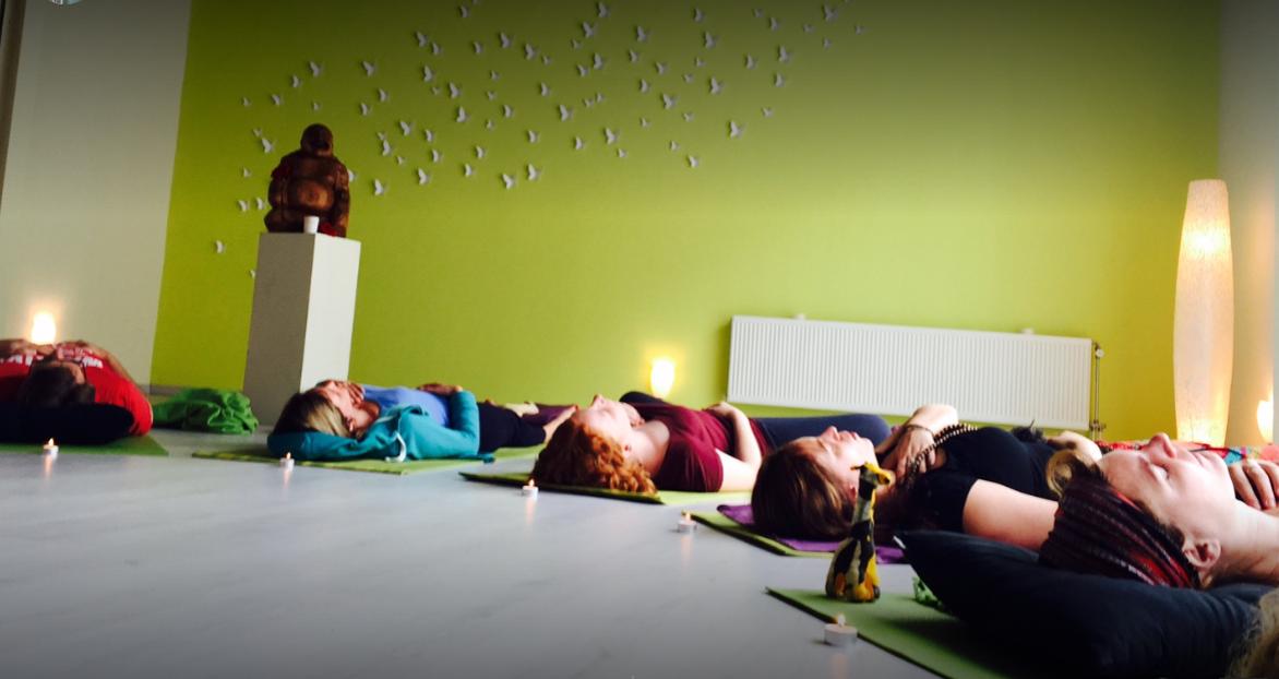 Yogatrainer Eindhoven