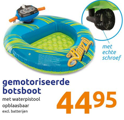 botsboot action