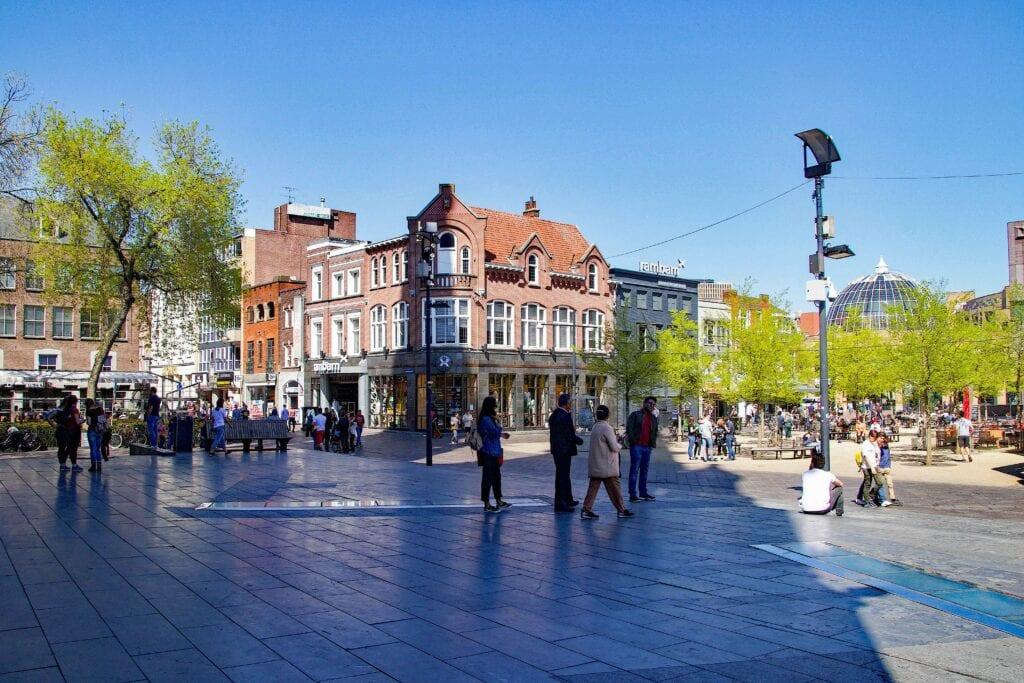 eindhoven centrum binnenstad