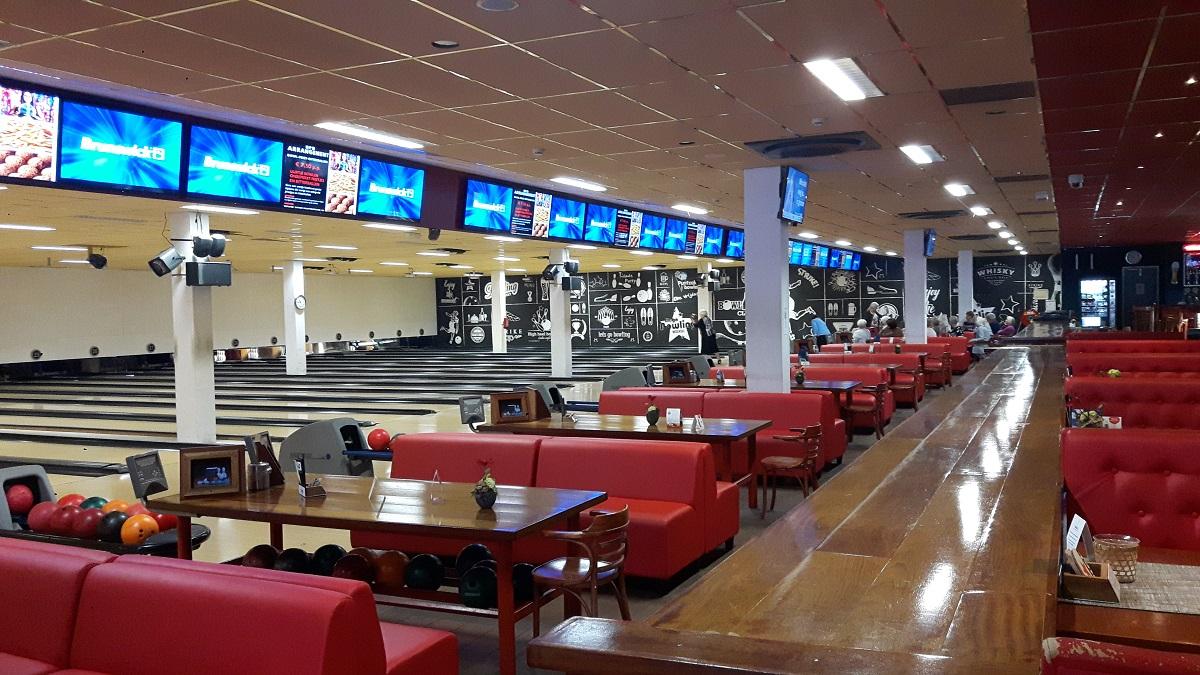 Mega Bowling Eindhoven