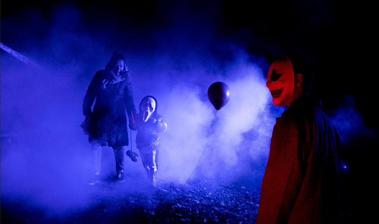 Halloween bij Speeltuin Philipsdorp