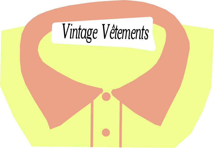 Vintage Vêtements