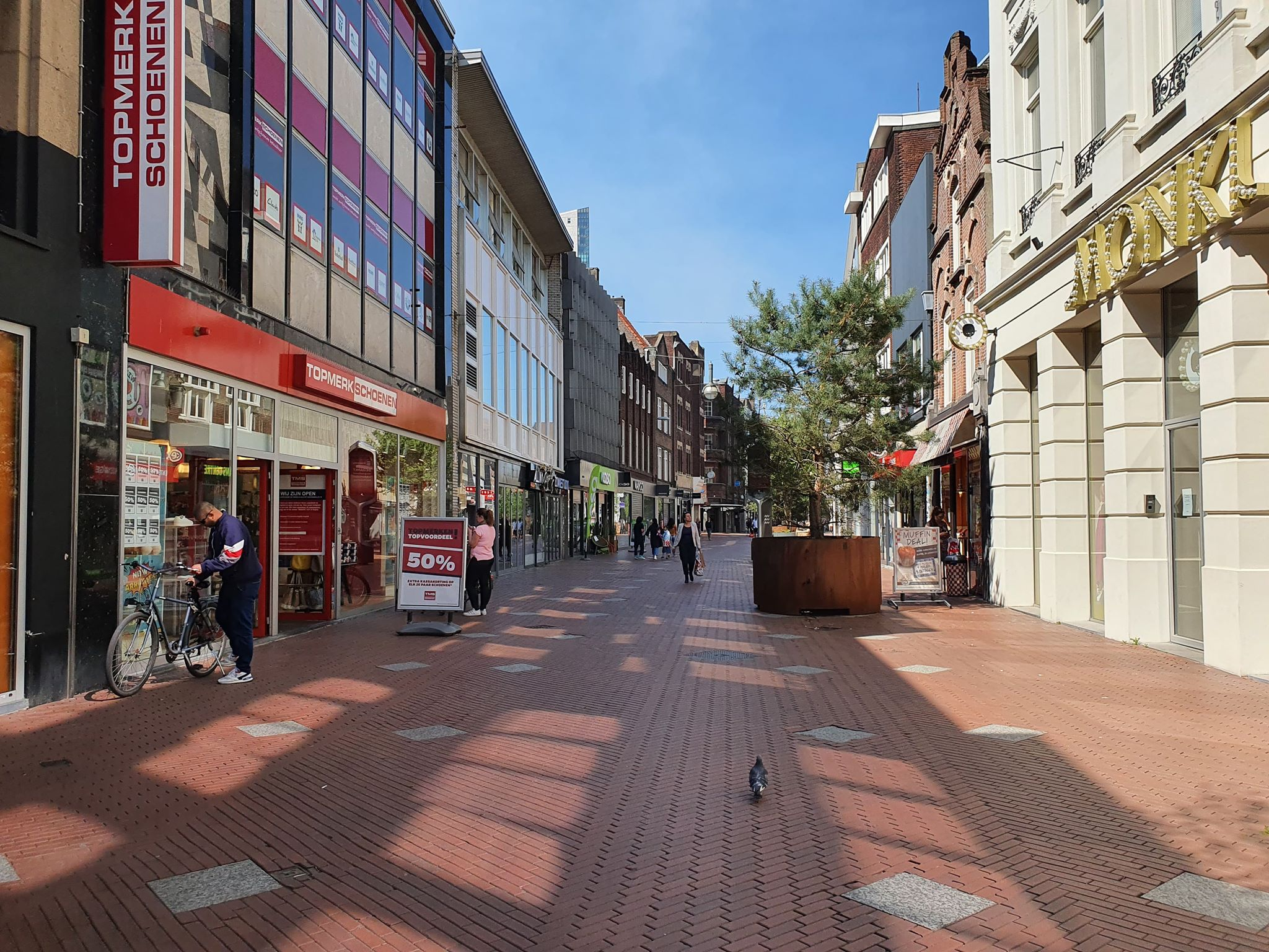 eindhoven centrum binnenstad winkelen