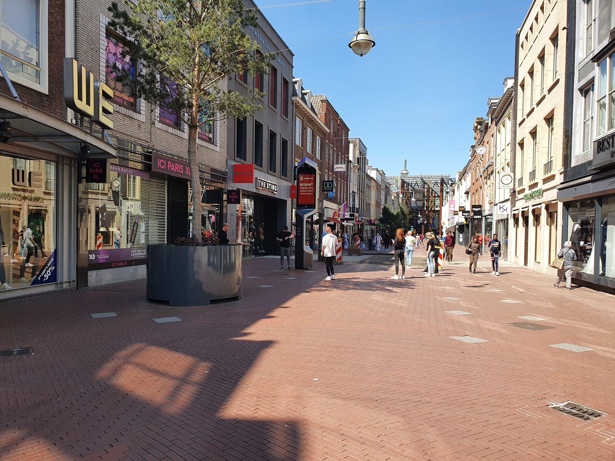 eindhoven centrum binnenstad winkelen aanbieding