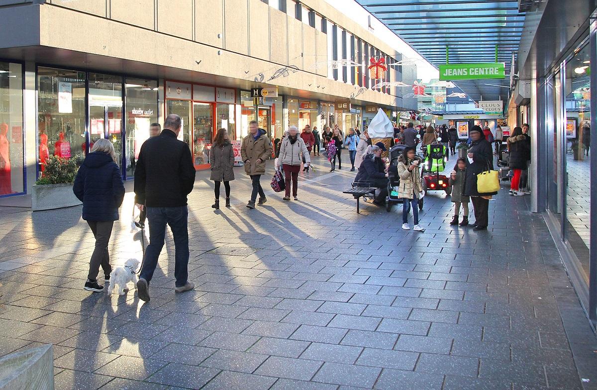 Shopping Mall WoensXL Eindhoven