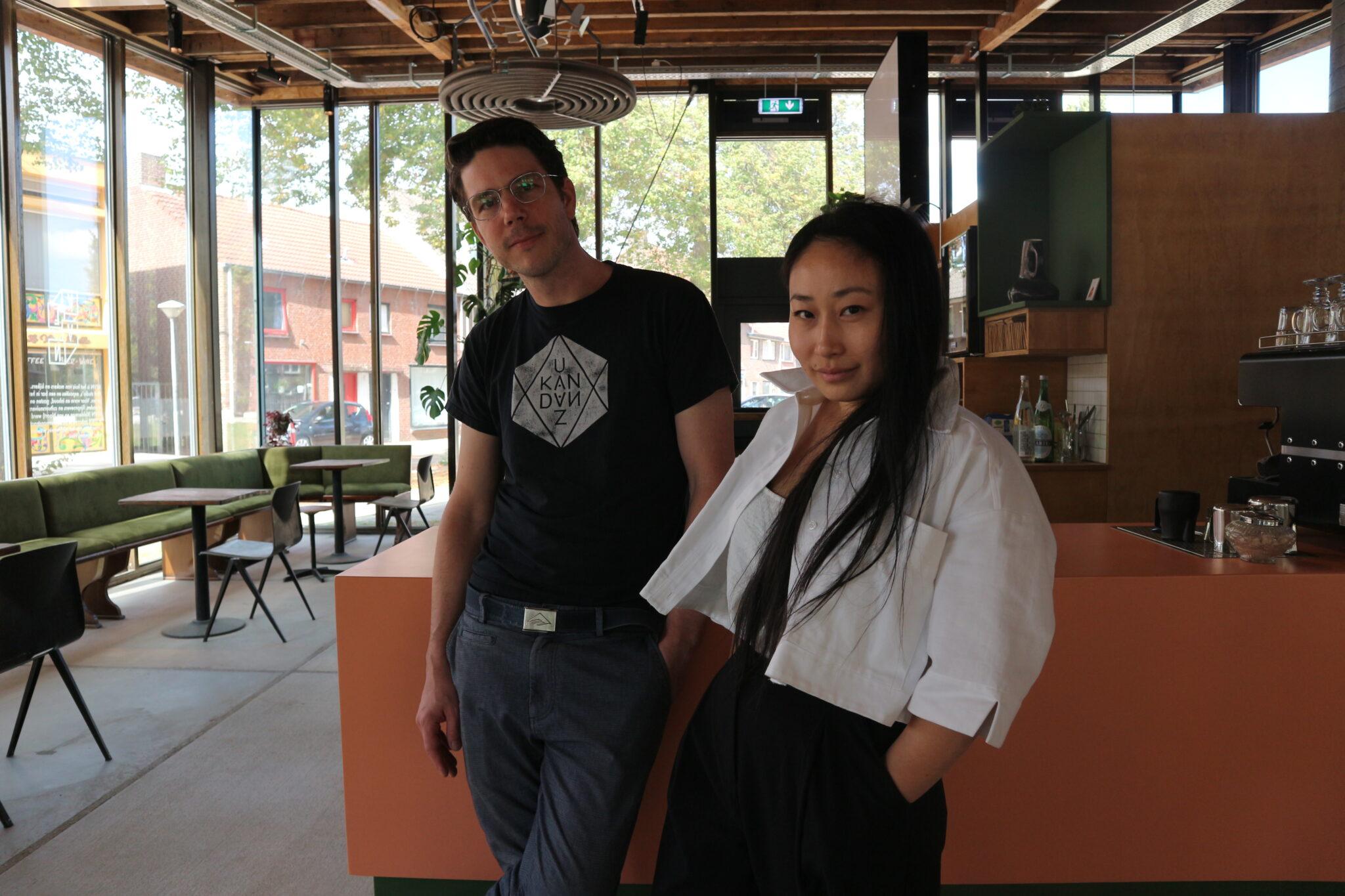 KEVN, Erik Slijpen, Ying Yi Luo