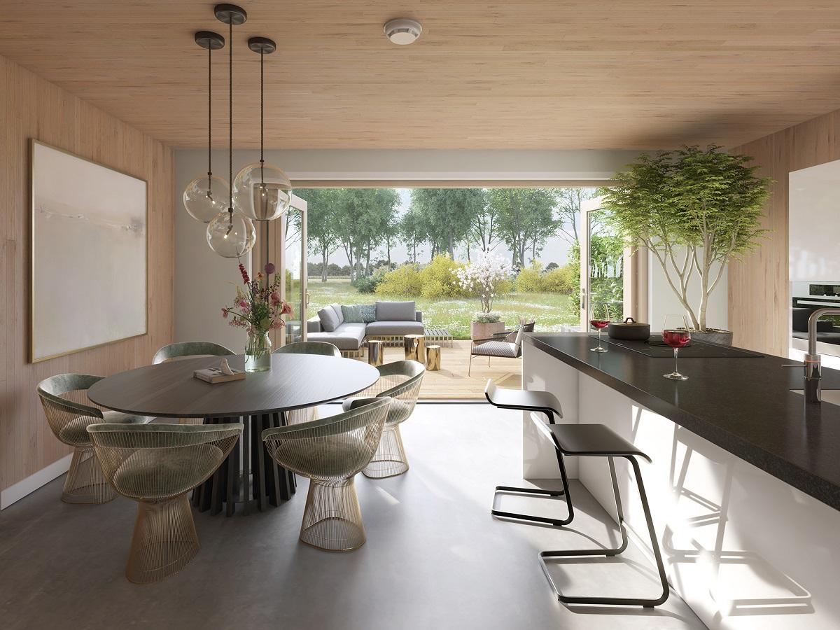 Duurzaam Wonen In Eindhoven Het Kan In Zuiver Bosrijk In Meerhoven