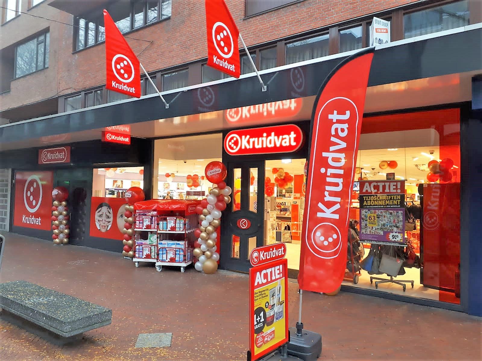 Kruidvat Eindhoven Hermanus Boexstraat 20