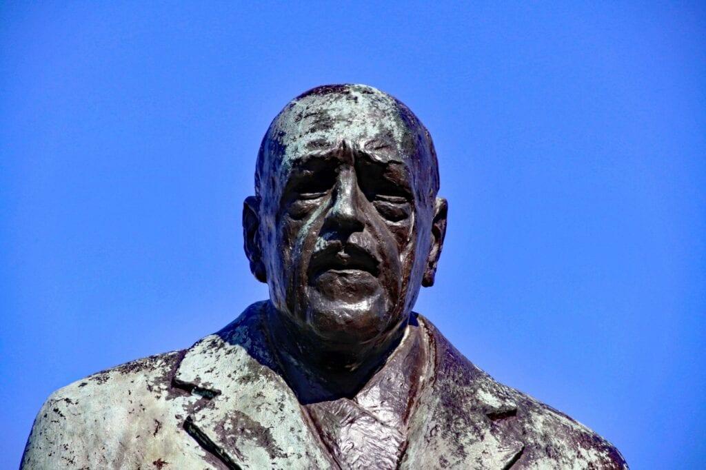 standbeeld Gerard Philips Eindhoven
