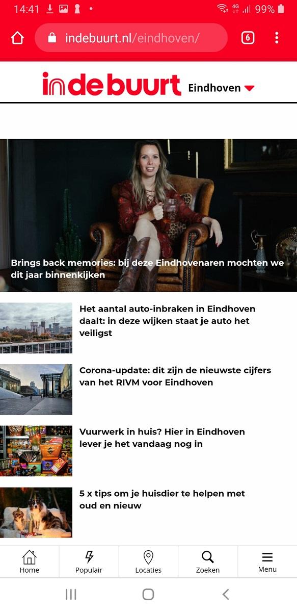 indebuurt Eindhoven