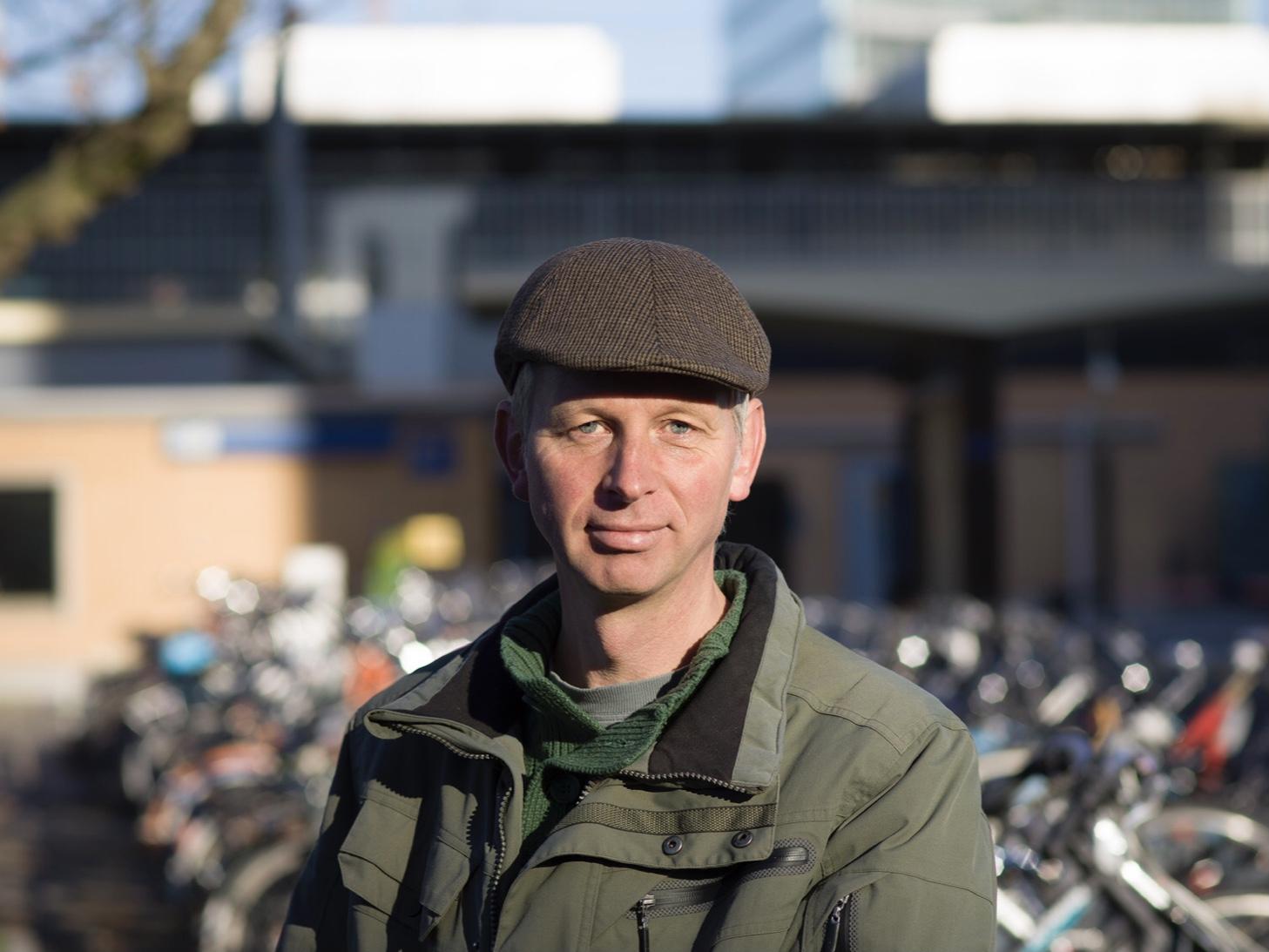 fietsburgemeester sarge