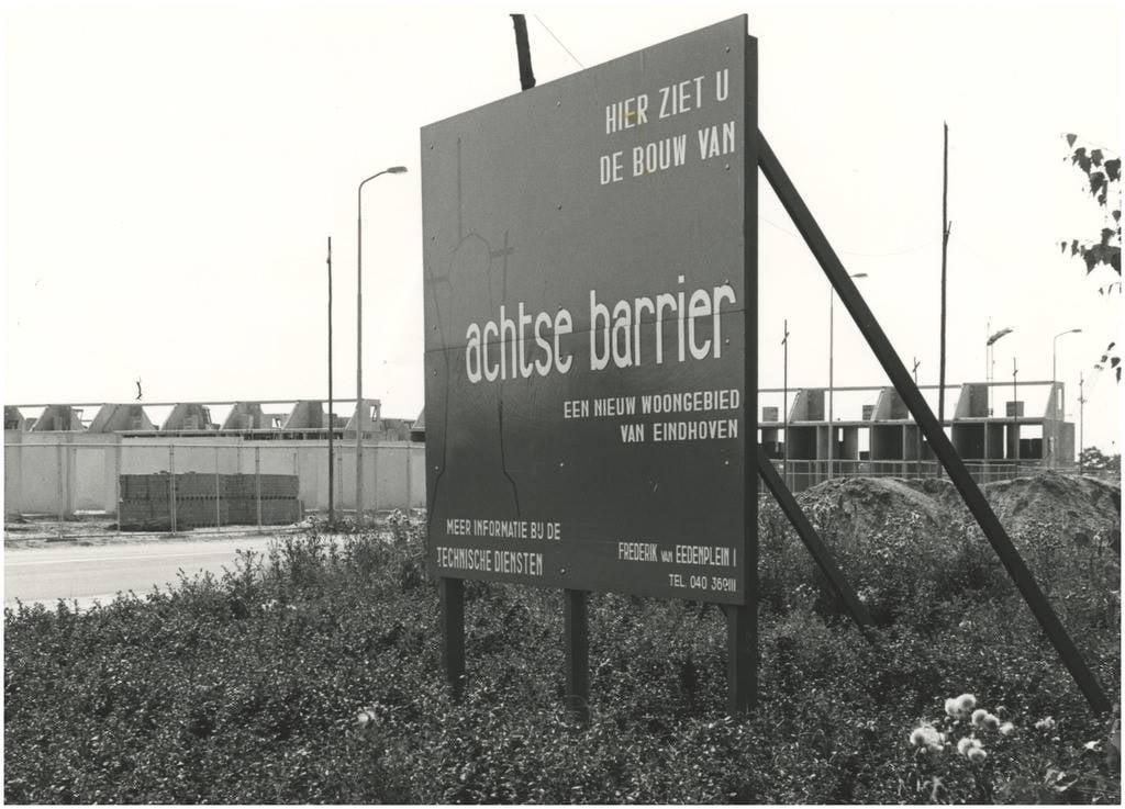 Achtse Barrier