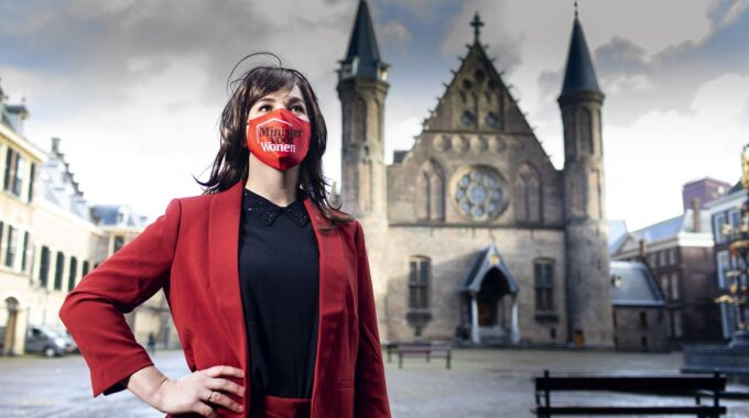 Campagne Minister voor Wonen
