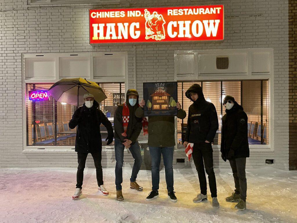 Hang Chow Crow
