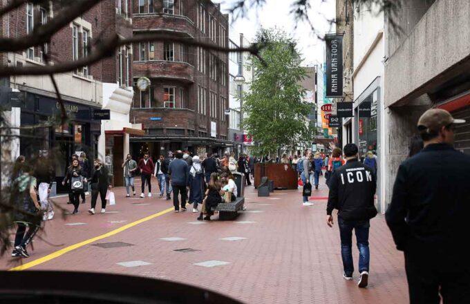aanbiedingen shoppen winkelen demer rechtestraat binnenstad centrum eindhoven