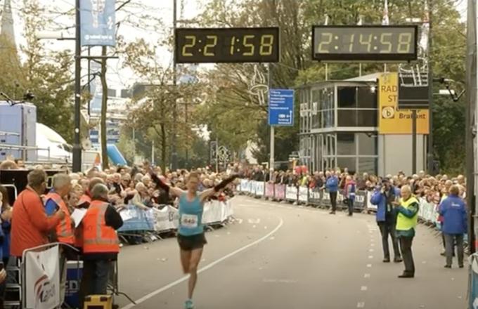 marathon eindhoven 2011