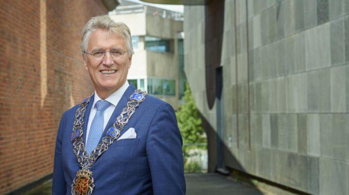 john jorritsma burgemeester eindhoven