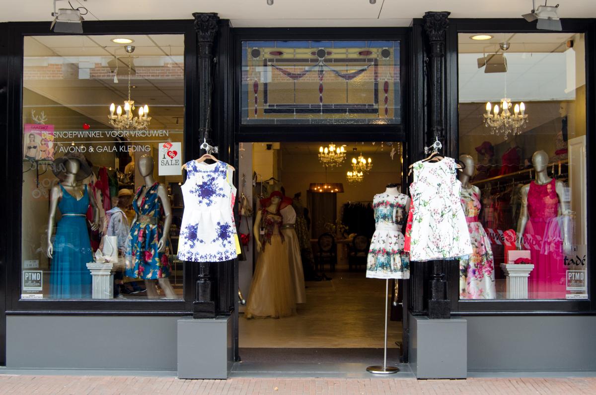 De snoepwinkel voor vrouwen Enschede