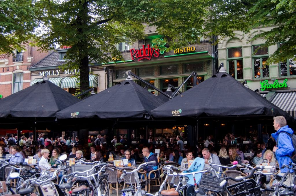 Paddy's Enschede Oude Markt