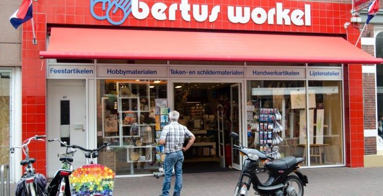 Bertus Workel Enschede