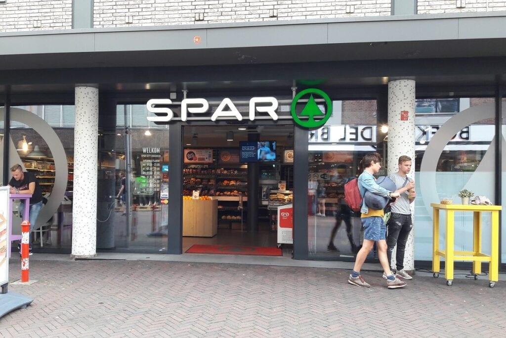 Spar city supermarkten