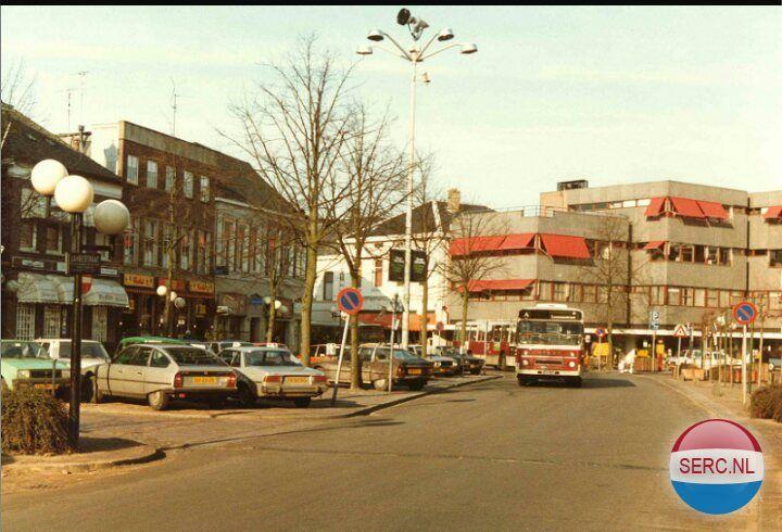 Oude markt jaren 70