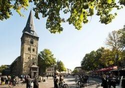 Enschede Oude Markt binnenstad