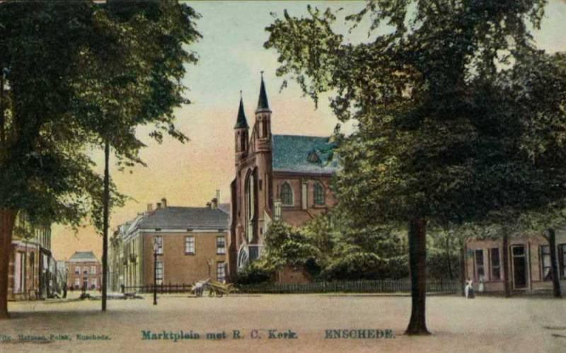 jacobuskerk enschede 1907