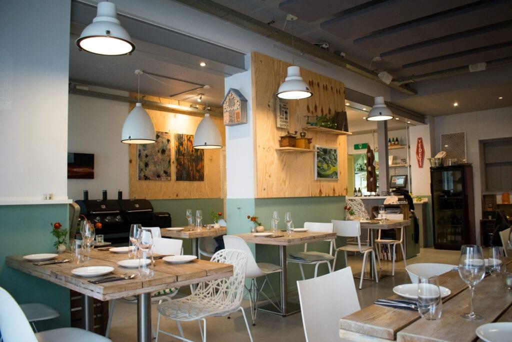 Restaurant De Basis Enschede