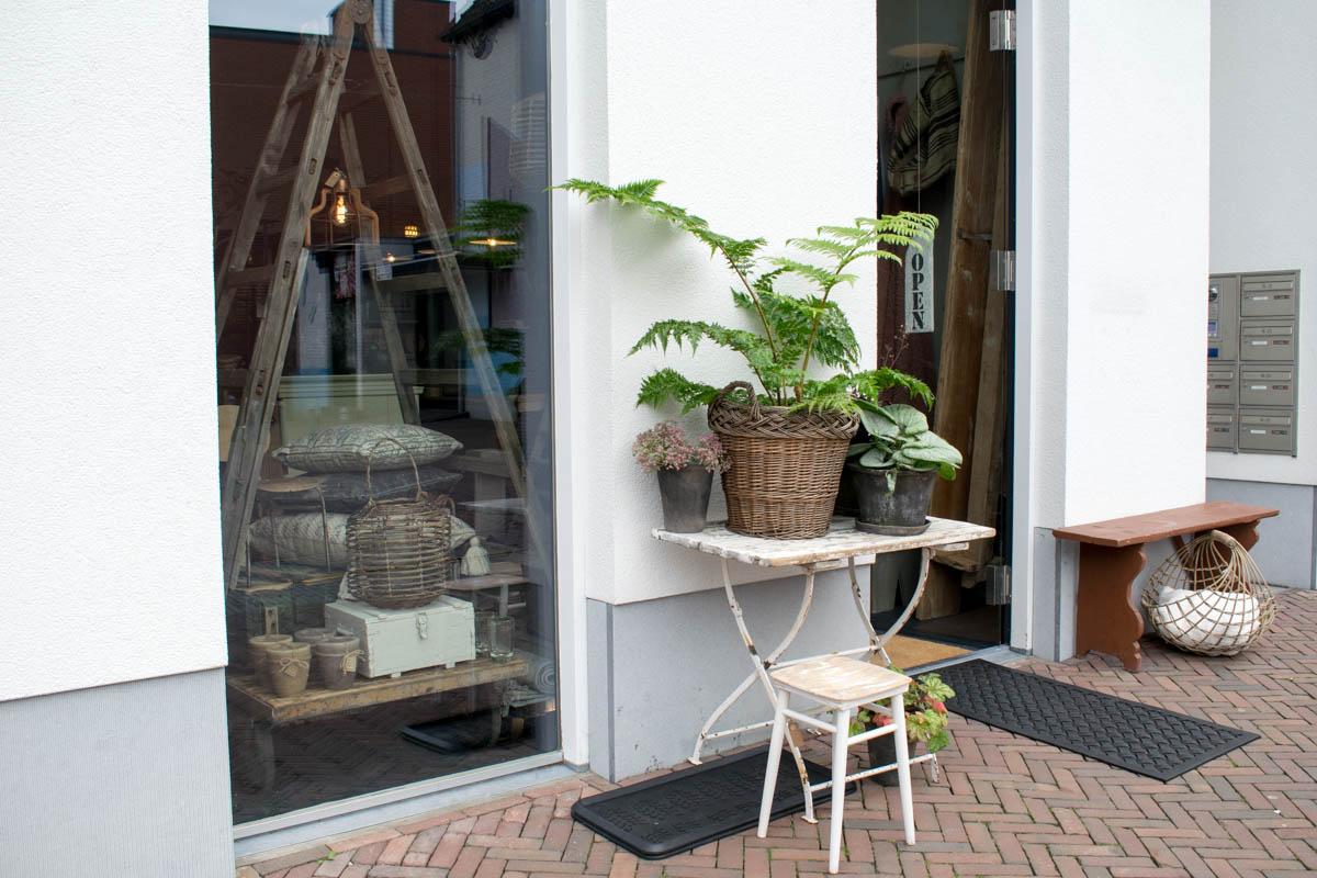 Woonwinkel walstraat 'T Hooge Huys