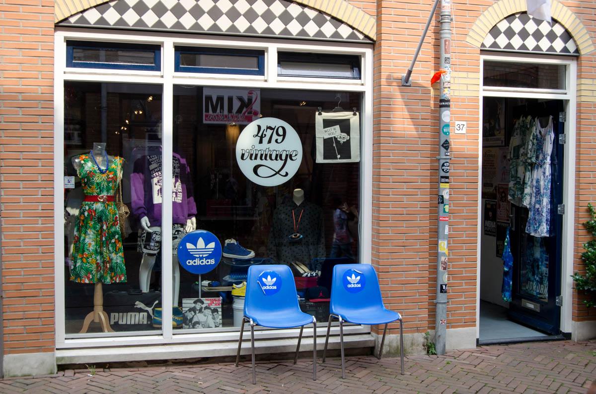 Tweedehandswinkels Enschede kleding