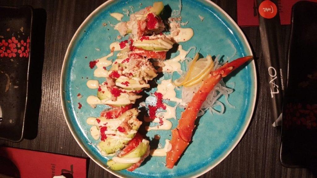 sushi van Tao Enschede