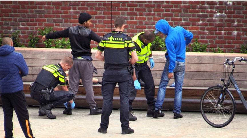 drugsoverlast Enschede willem wilminkplein