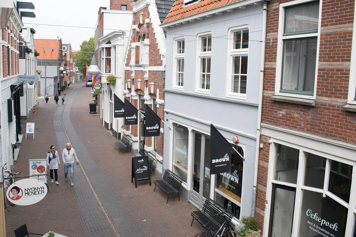 Grachten van Enschede walstraat