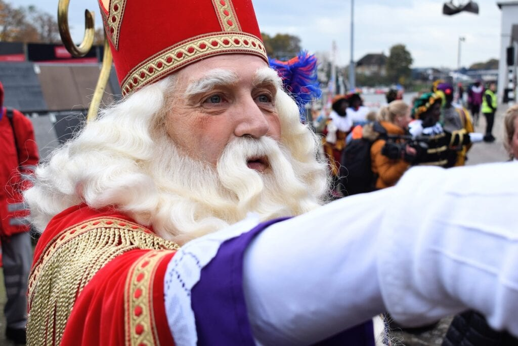Sinterklaas intocht 2017