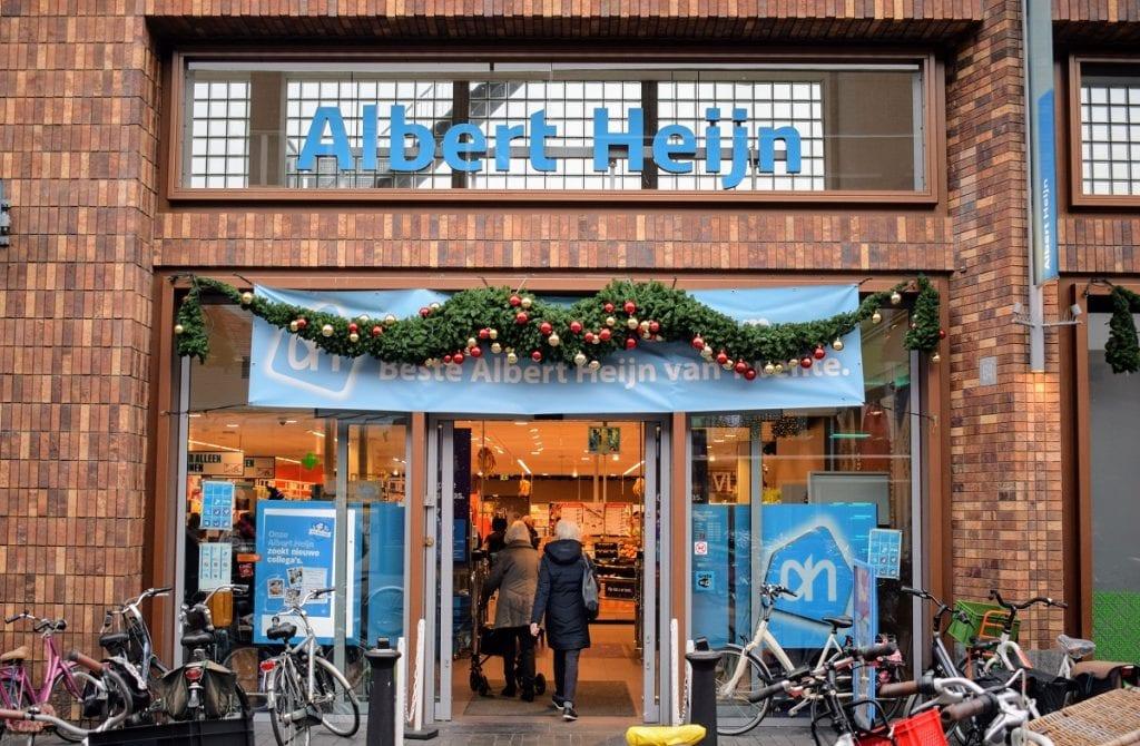 Supermarkten open met kerst