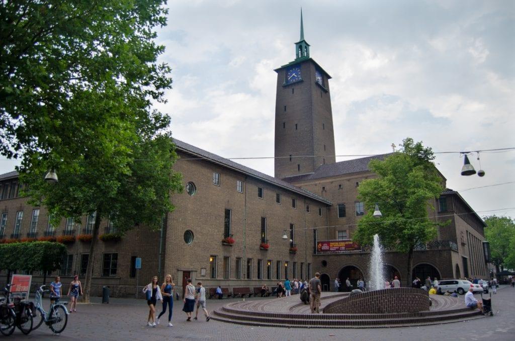 stadhuis contact gemeente enschede