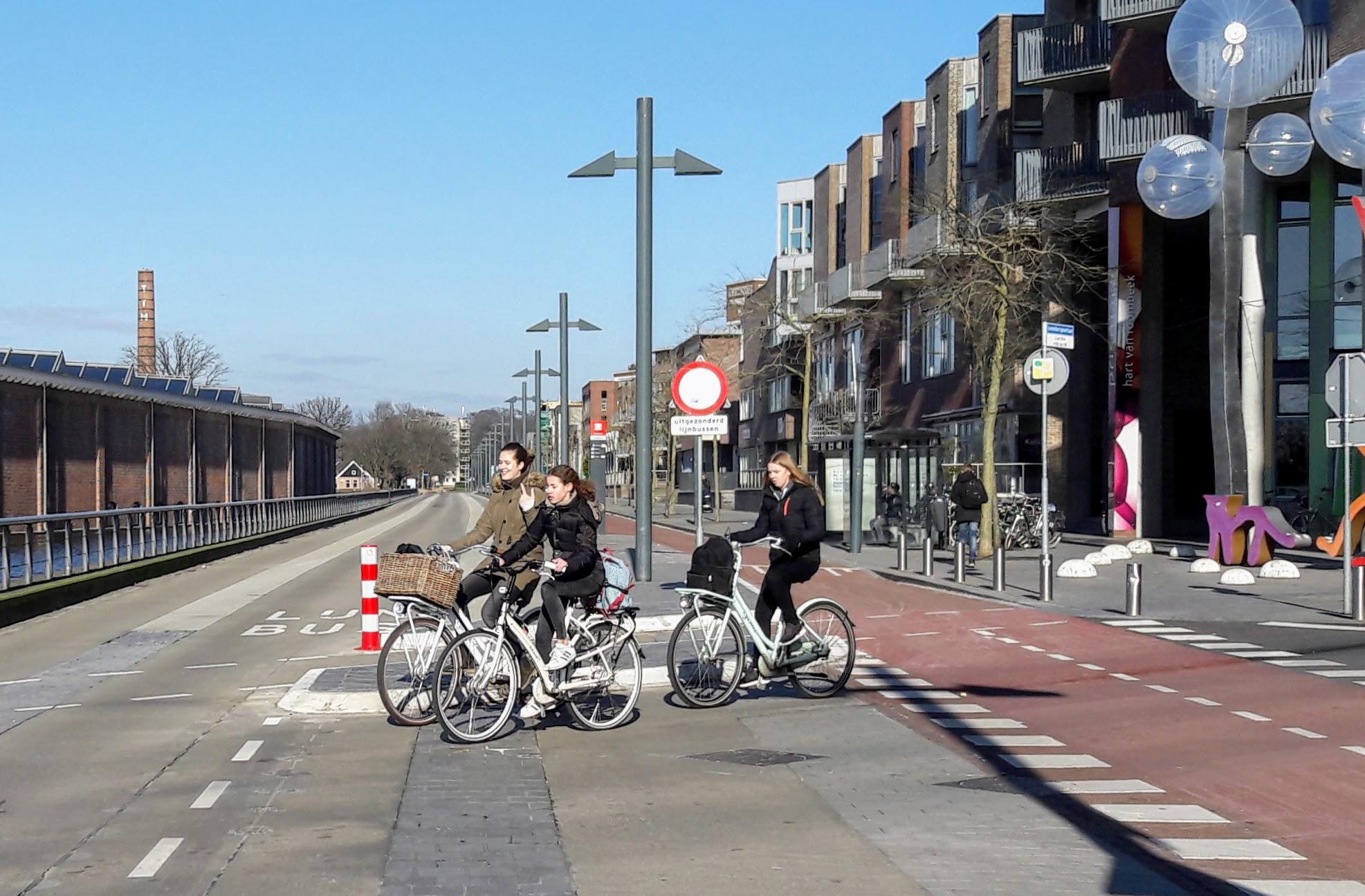 Typen fietsers