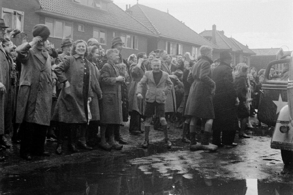 bevrijding van Enschede 1945