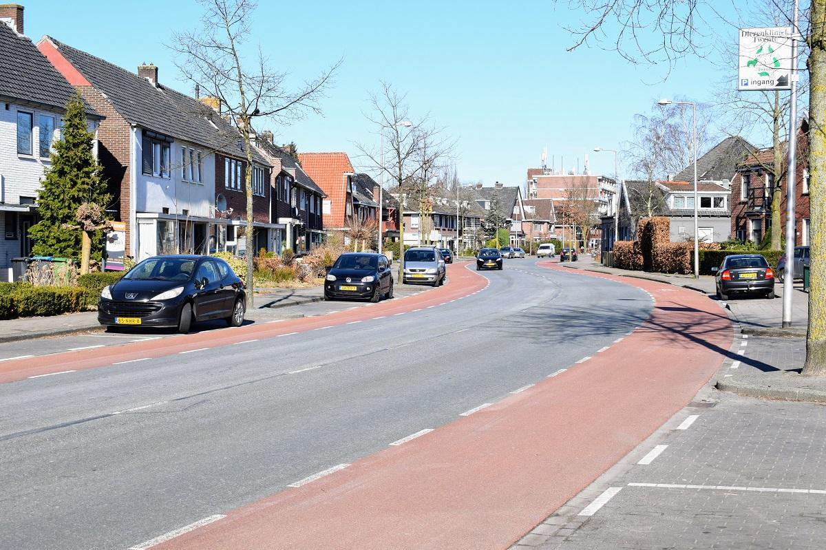 Langste straat Haaksbergerstraat
