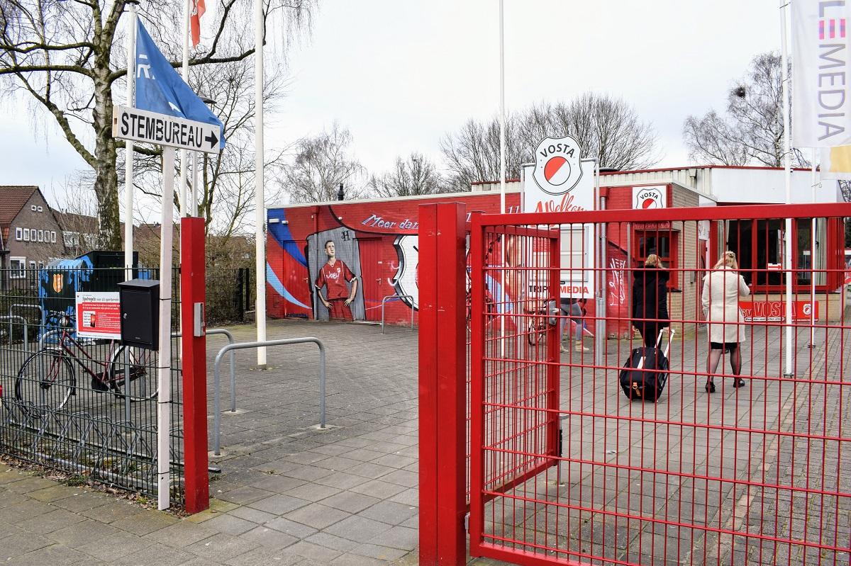 Stembureau's in Enschede gemeenteraadsverkiezingen 2018