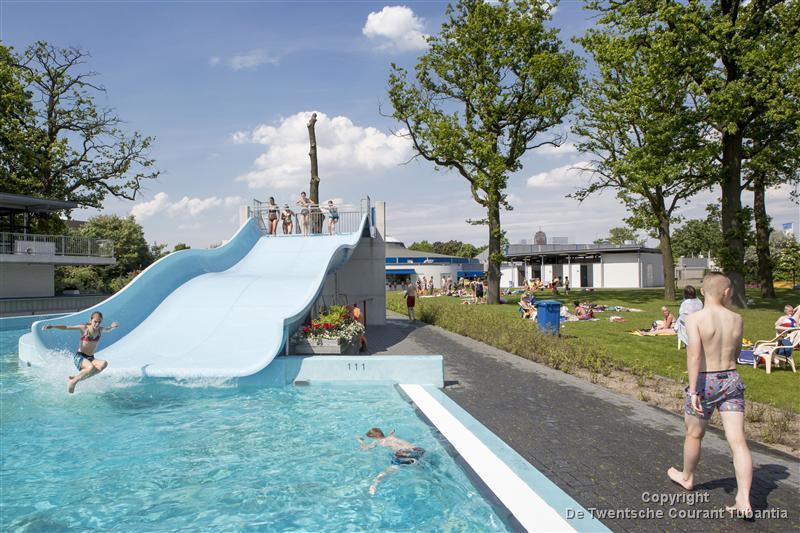 zwembad enschede buitenbad zwembad aquadrome