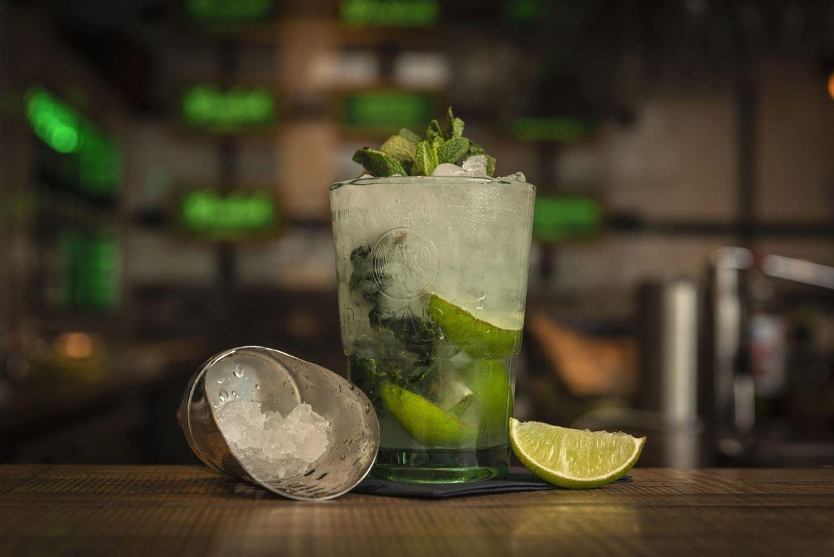 cocktails perron 22