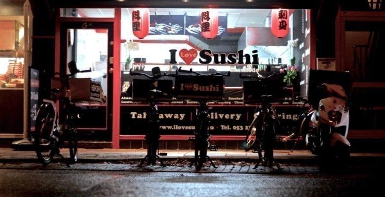 i love sushi enschede