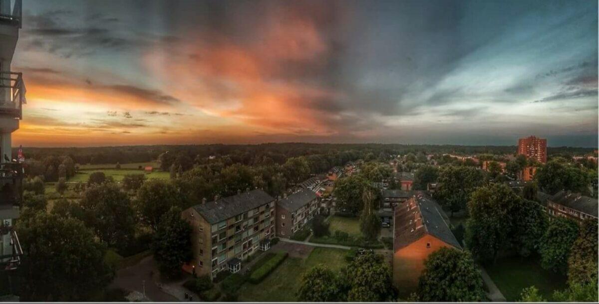 Uitzicht Enschede Noord - Martijn Bunte