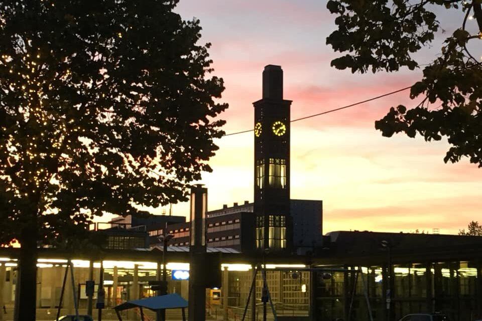 Station Enschede - Anne-Marie Bakker